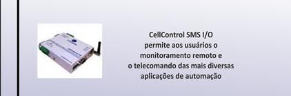 CellControl SMS I/O
